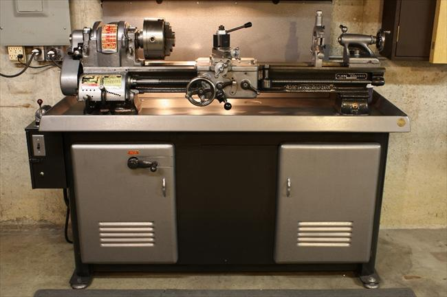 Photo Index - South Bend Lathe Works - Heavy 10
