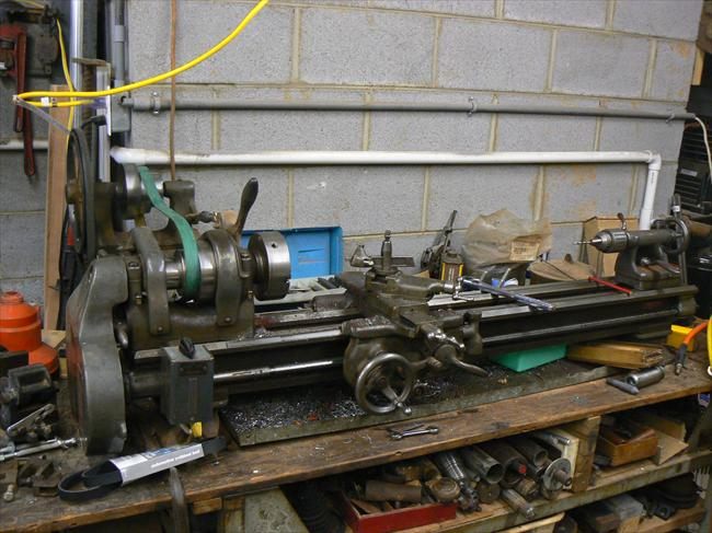 Photo Index - South Bend Lathe Works - 9