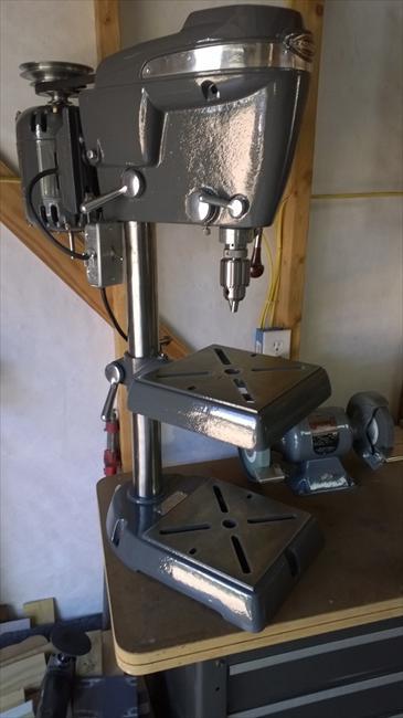 Photo Index Sears Craftsman 103 23640 Bench Model 80