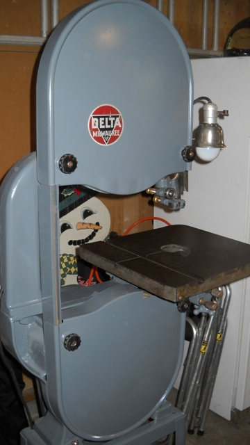 photo index delta manufacturing co delta milwaukee band saw