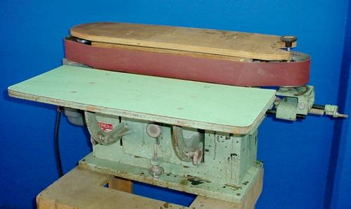 Photo Index Rodgers Production Machinery Model 800 Edge Sander Vintagemachinery Org