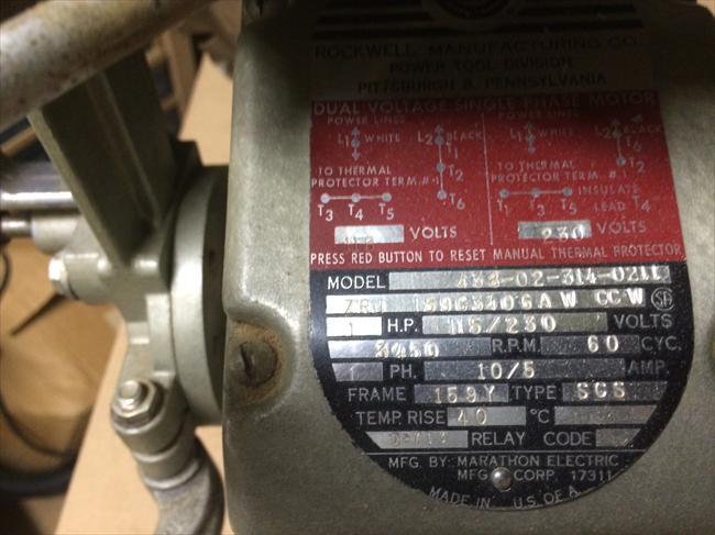 Photo index rockwell manufacturing co super 990 for Motor vehicle trenton nj number