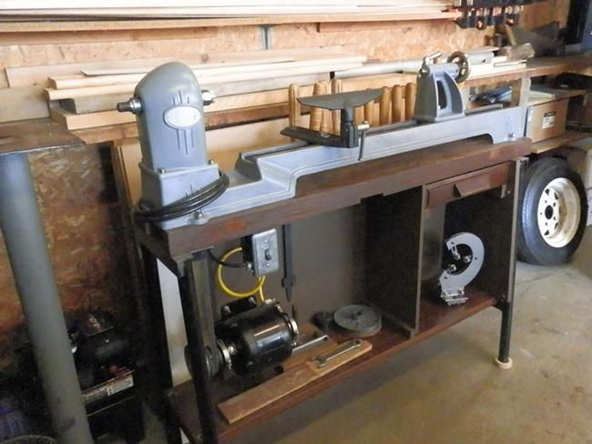 rockwell 3400 wood lathe manual