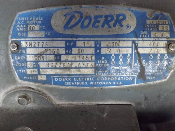 Photo Index - Doerr Electric Corp