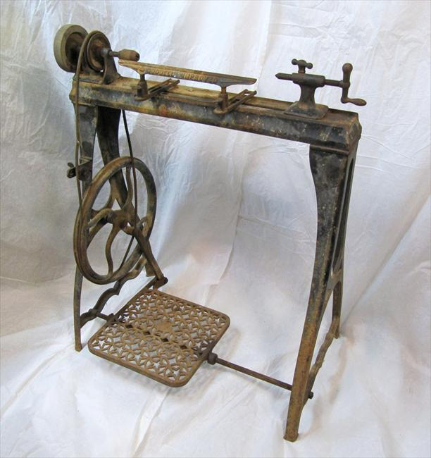 Photo Index Millers Falls Co Goodell Improved Treadle