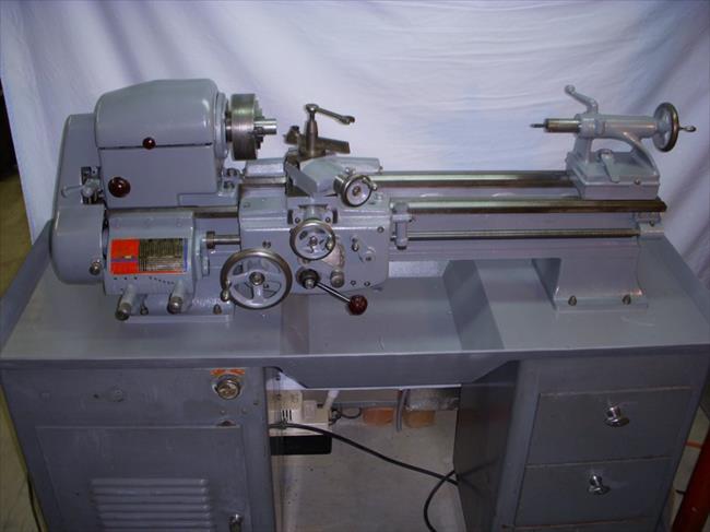 Photo Index Logan Engineering Co Model 1825