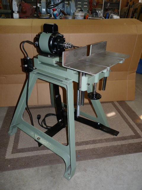 Photo Index H C Wood Machine Works Dowel Boring