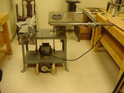 Restoring an old table saw - worth it? - Survivalist Forum