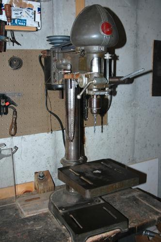 Photo Index Delta Manufacturing Co Drill Press Model 999 Vintagemachinery Org