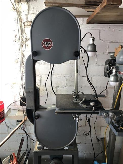 photo index delta manufacturing co delta milwaukee band saw 28