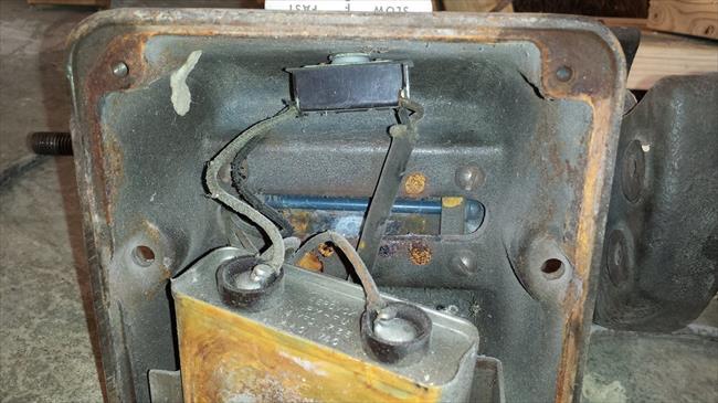 Photo Index Baldor Electric Co 6 Quot Bench Grinder
