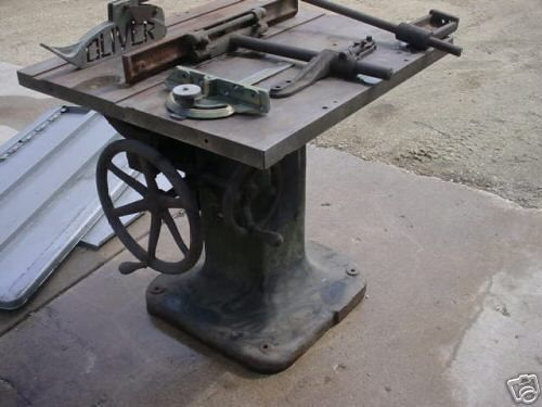 Photo index oliver machinery co oliver 32d 12 for 12 inch table saws for sale