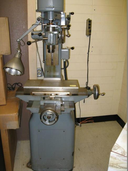 Photo Index Linley Brothers Co Linley Jig Borer Mk 1a Quill
