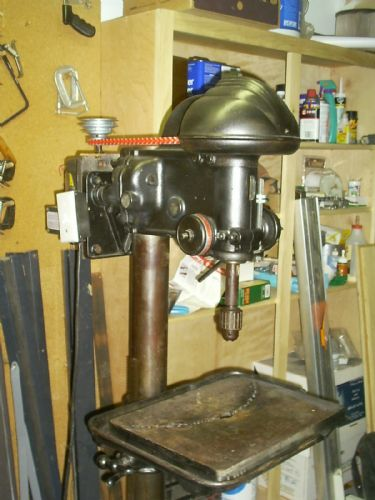 Photo Index Delta Manufacturing Co 1382 Drill Press