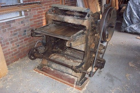 Photo Index Hall Amp Brown Wood Working Machine Co Quot No