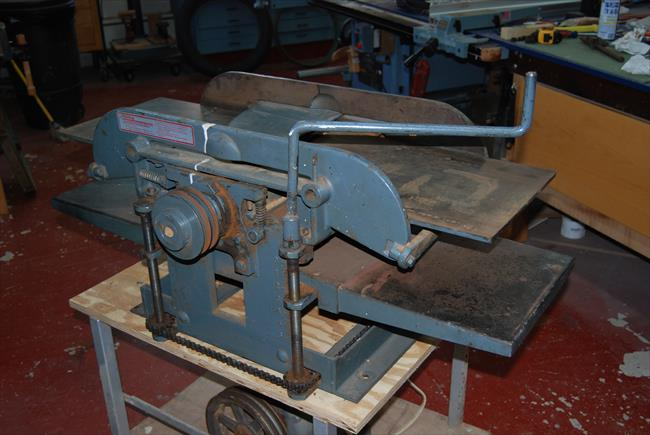 Photo Index - Belsaw Machinery Co  - 905 planer/jointer
