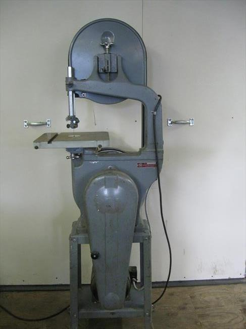 Photo Index Delta Manufacturing Co 14 Quot Band Saw