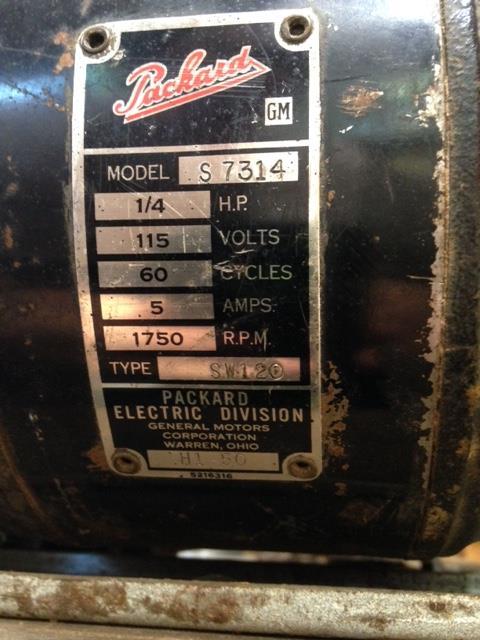 general motors corp packard electric div