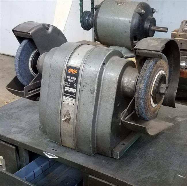 Photo Index Skil Corp 246 Skil 6 Quot Bench Grinder