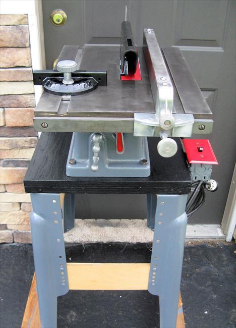 Sears Craftsman  Table Saw Manual Model # 103.0214