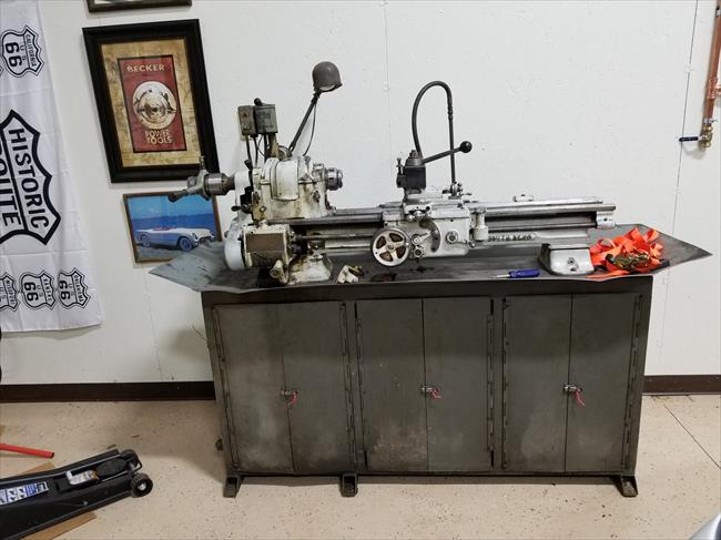 Photo Index - South Bend Lathe Works - Heavy 10, 10L
