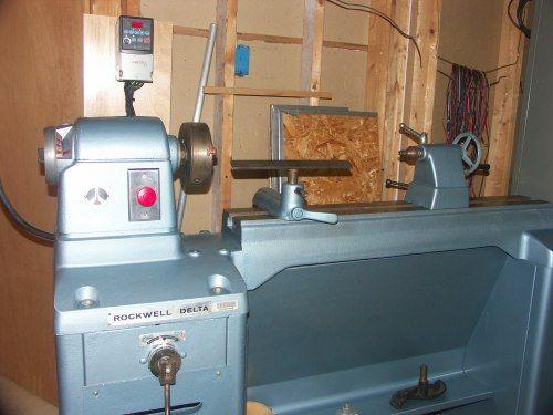Rockwell 46-450 wood lathe parts