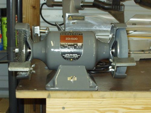 Photo Index Delta Manufacturing Co Delta Homecraft Model 23 600 Grinder