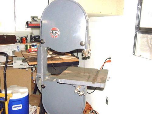 Delta Table Saws For Sale Old Band Saw Parts http://vintagemachinery.org/photoindex/detail.aspx ...