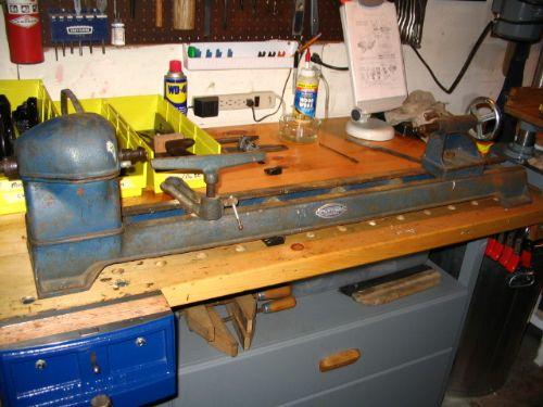Photo Index Sears Craftsman 101 06241 Wood Lathe