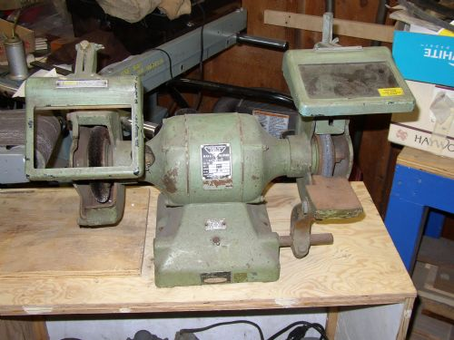 Photo Index Millers Falls Co Bench Grinder