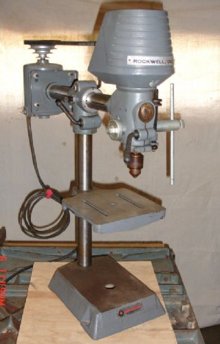 Photo Index Rockwell Manufacturing Co Radial Drill