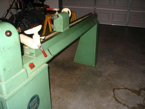 Comments: boice-crane wood lathe