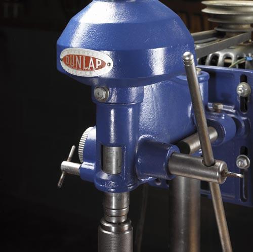 Photo Index Sears Dunlap 101 03521 Bench Drill Press