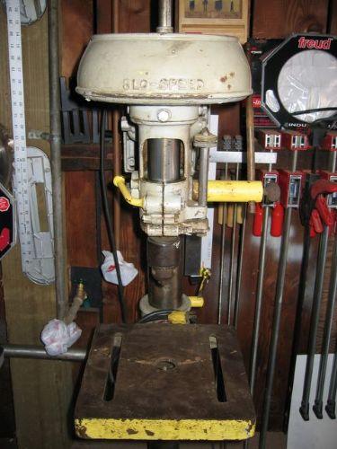 woodworking floor drill press
