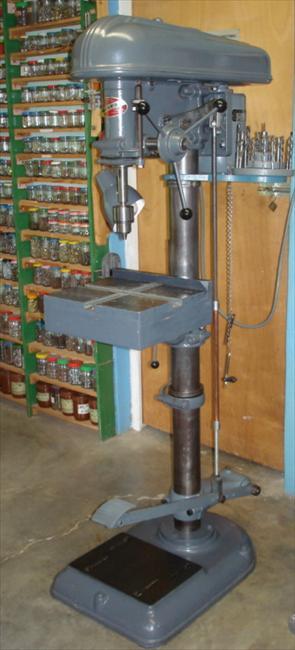 Photo Index Delta Manufacturing Co Drill Press 17