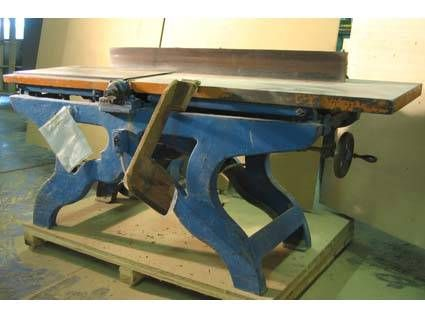 SIS Machinery RT Woodworking machinery auction sites motorcar ...