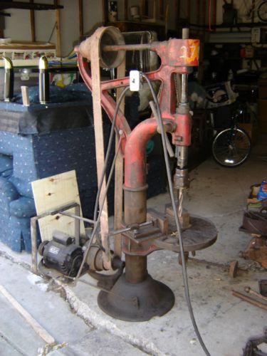 Photo Index W F Amp John Barnes Co Drill Press