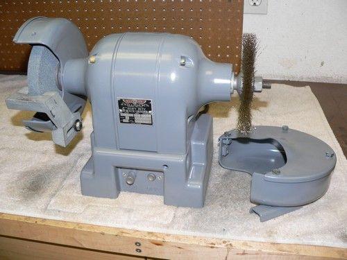Photo Index Black Decker Manufacturing Co Ltd Heavy Duty Bench Grinder