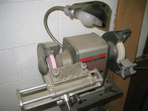 Craftsman 1 3 Hp Bench Grinder Photo Index Sears Craftsman