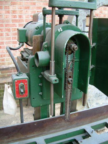 Photo Index Powermatic Machine Co Model 15 Chain