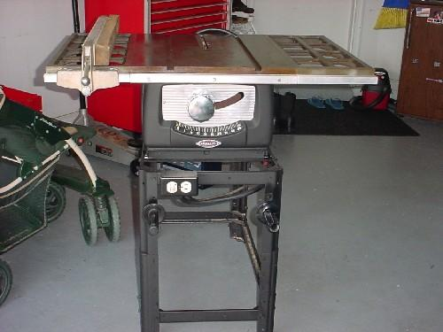 craftsman tablesaw vintage
