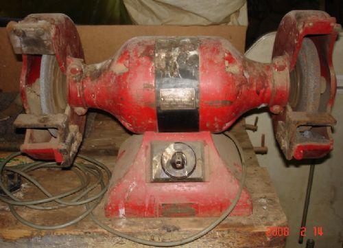 Photo Index Van Dorn Electric Tool Co 10 Inch Bench