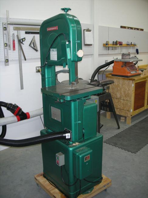 Photo Index Powermatic Machine Co Model 143 Band Saw