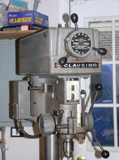 Photo Index Clausing Industrial Inc Model 1688 15
