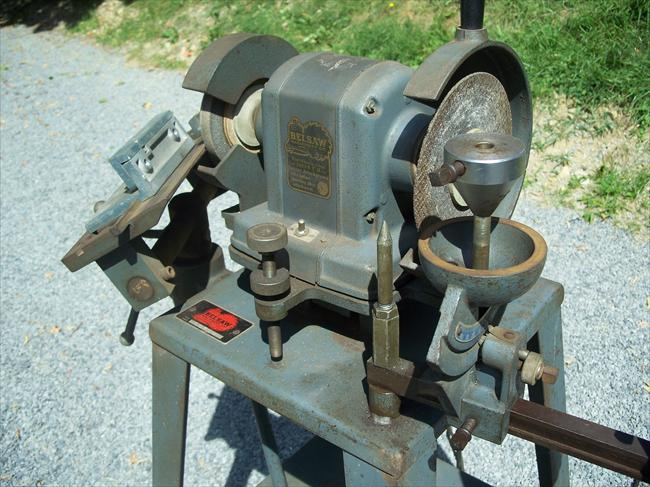 Photo Index Belsaw Machinery Co Sharp All Model 10452