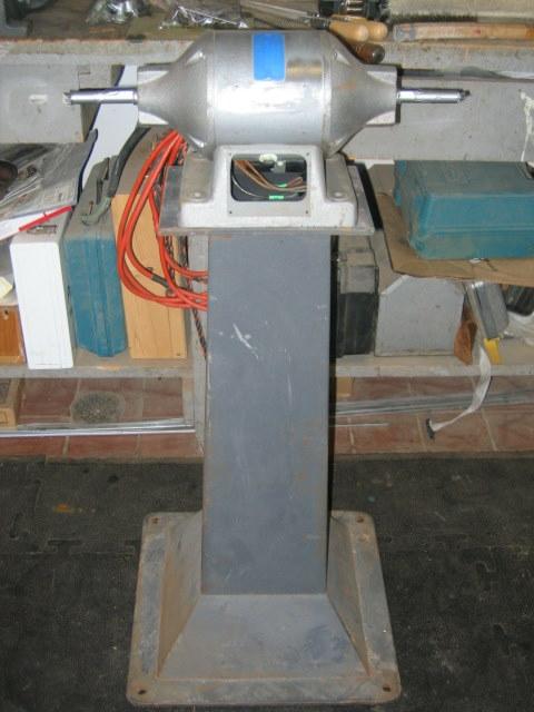 Photo Index Cincinnati Electrical Tool Co 220v Slow Speed Grinder
