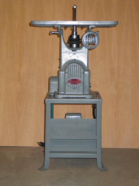 Photo Index Boice Crane Co 3501 Oscillating Spindle