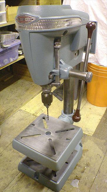 Photo Index Sears Craftsman 103 23640 Bench Top
