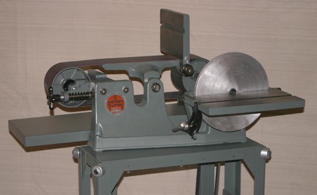 Photo Index Walker Turner Co Inc Sm705 Belt Disk