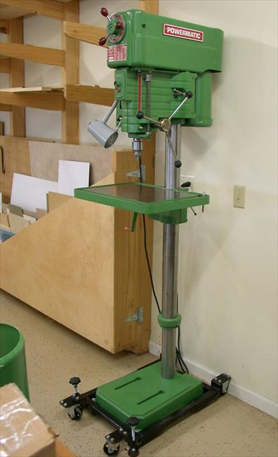 Photo Index Powermatic Machine Co 1150